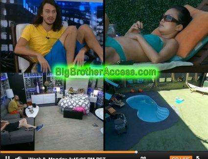Big Brother 15 Cast Week 8 Monday (2)