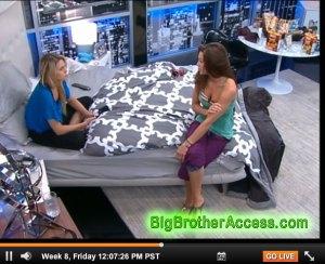 Big Brother 15 Week 8 Friday Feeds (4)