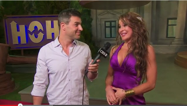 Big Brother 15: Backyard Interview With Elissa Slater ...