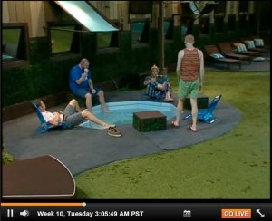 Big Brother 15 Week 10 Monday Live Feeds Highlights (1)