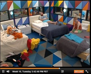 Big Brother 15 Week 10 Tuesday Live Feeds Highlights (15)