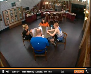 Big Brother 15 Week 11 Wednesday Live Feeds  (8)