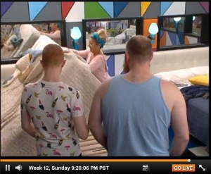 Big Brother 15 Week 12 Sunday Live Feeds Highlights (24)
