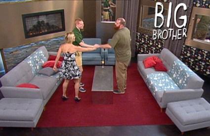 Big Brother 15 Final Three
