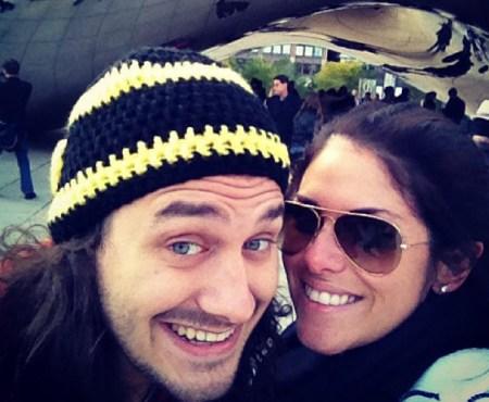 Amanda Zuckerman and McCrae Olson
