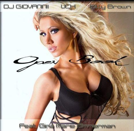 "GinaMarie Zimmerman ""Open Book"" single cover - Source: Darknite Studios"