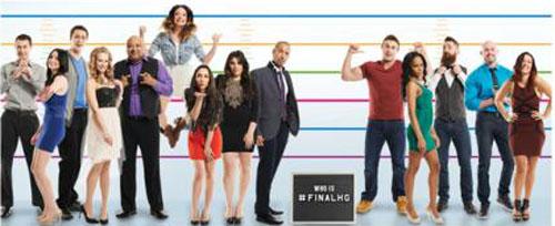 Big-Brother-Canada 2 Cast