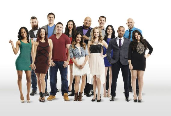 Big Brother Canada 2014 Cast