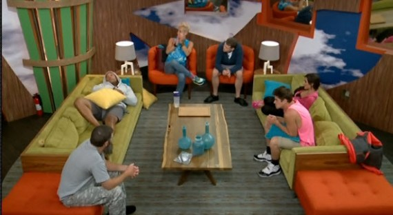 Big Brother 16 Live Feeds (CBS)