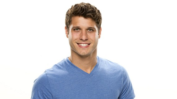 Big Brother 16 Houseguest Cody Calafiore (CBS)