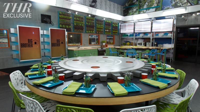 Big Brother 16 House Dining Room Big Brother Access Big Brother 2016