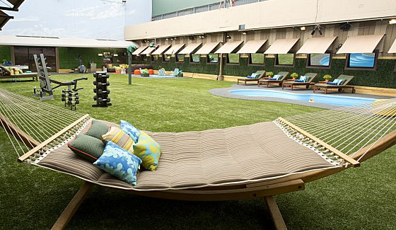 Big Brother 16 house backyard 1