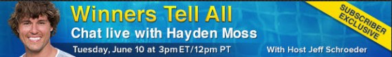 Big Brother Live Feeds Chat Banner