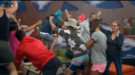 Big Brother Live Feeds 6/26/2014 (CBS)