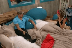 Big Brother 16 Caleb and Amber (CBS)