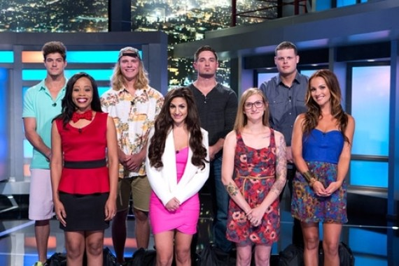 Big Brother 16 cast - Group 2 (CBS)