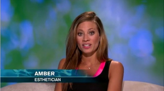 Big Brother 16 Cast - Amber (CBS)