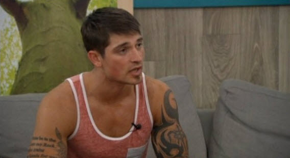 Big Brother 2014 Cast - Caleb (CBS)