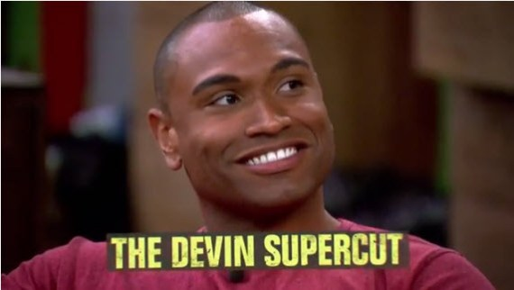 Big Brother 16 Cast - Devin (CBS)