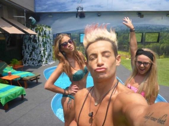 Big Brother 16 Cast - Frankie Grande (CBS)
