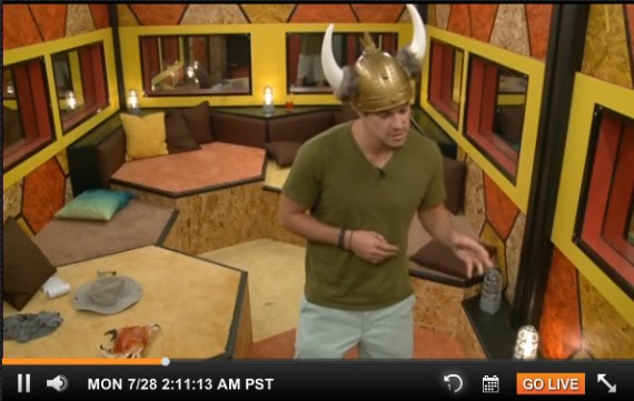 Big Brother 16  - Zach (CBS)