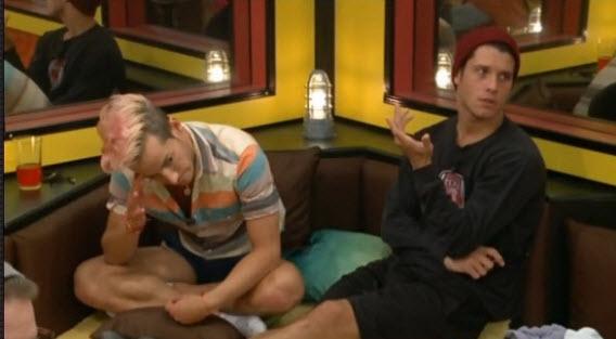 Big Brother 2014 Cast - Frankie & Cody (CBS)