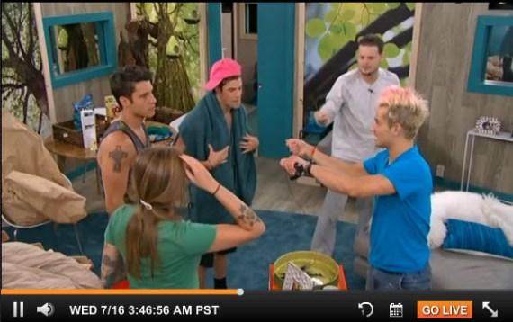 Big Brother 16 Houseguests (CBS)
