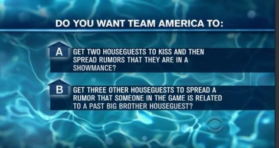 CBS Big Brother 16 July 9 2014