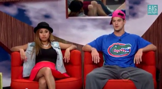 CBS Big Brother 2014