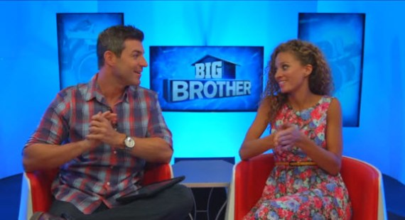 Big Brother 16 - Amber & Jeff (CBS)