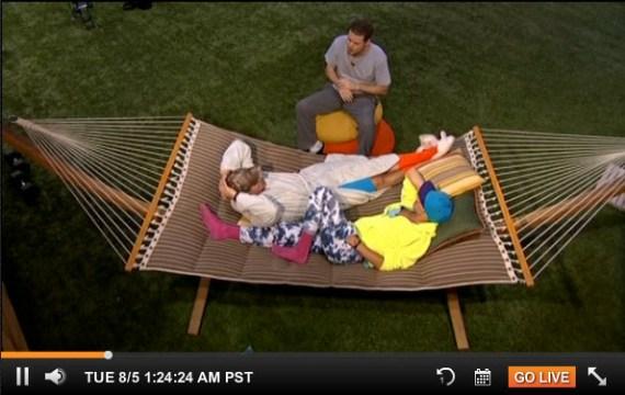 Big Brother Live Feeds - 8/5/2014 (CBS)