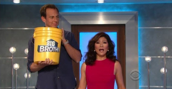Julie Chen ALS Ice Bucket Challenge