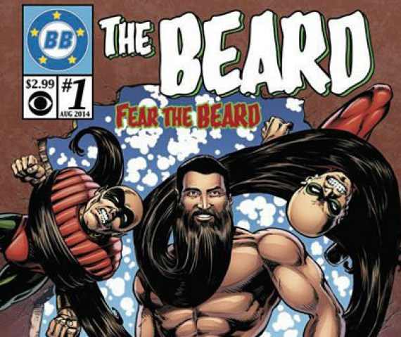 Big Brother 16 Cast - Donny Comic Book Cover (CBS)