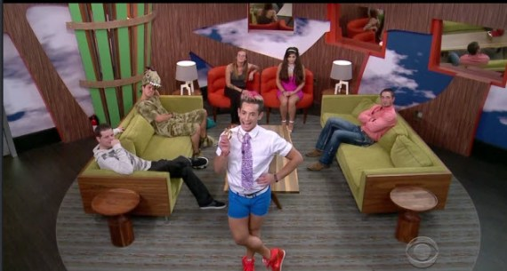 Big Brother 16 Week 10 Eviction 5