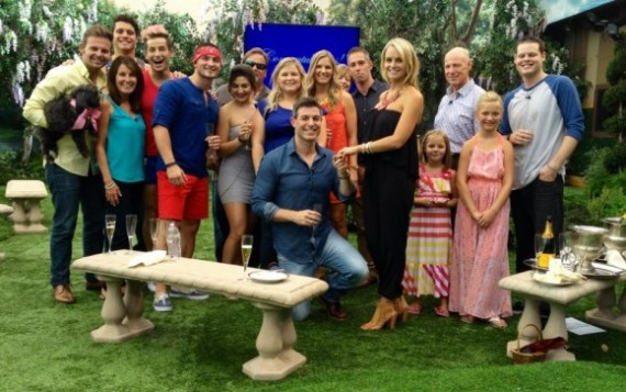 Big Brother's Jeff and Jordan engaged (CBS)