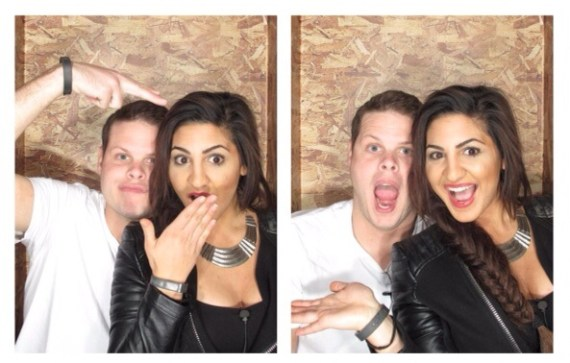 Week 13 Photobooth-Victoria and Derrick
