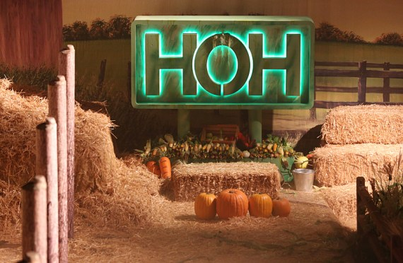 Big Brother 17 Head of Household (CBS)
