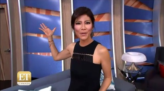Big Brother 17 house tour with Julie Chen (ET Canada)