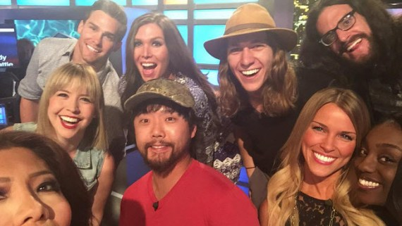 Big Brother 17 Houseguests (CBS)