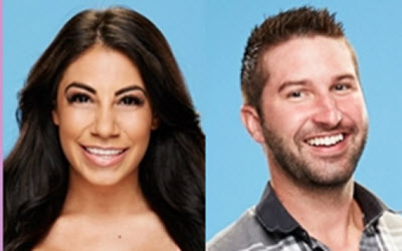Big Brother 17 Jeff Wedon and Jackie Ibarra