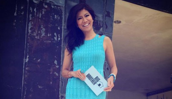 Big Brother 17 host Julie Chen (Twitter)