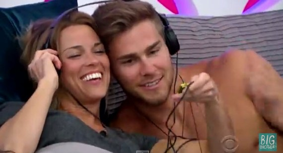 Big Brother 17 Clay and Shelli (CBS)