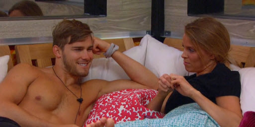 Big Brother 17 Clay and Shelli