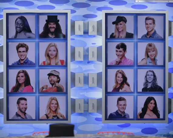 Big Brother 17 Memory Wall