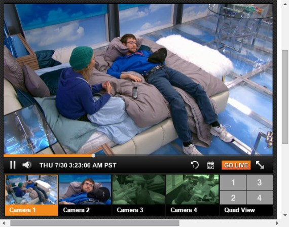 Big Brother Live Feeds July 30 2015 (12)