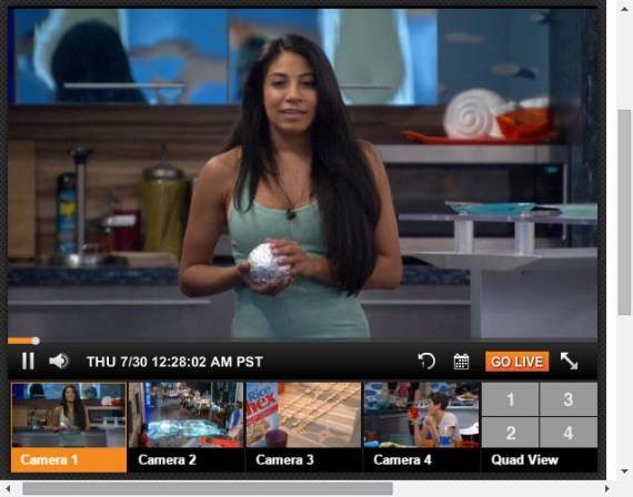 Big Brother Live Feeds July 30 2015 (3)