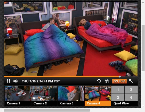 Big Brother Live Feeds July 30 2015 (4)