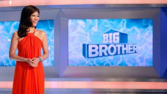 Big Brother 18 host Julie Chen (CBS)