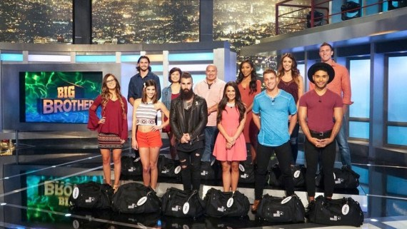 2016 Big Brother 18 Cast 7