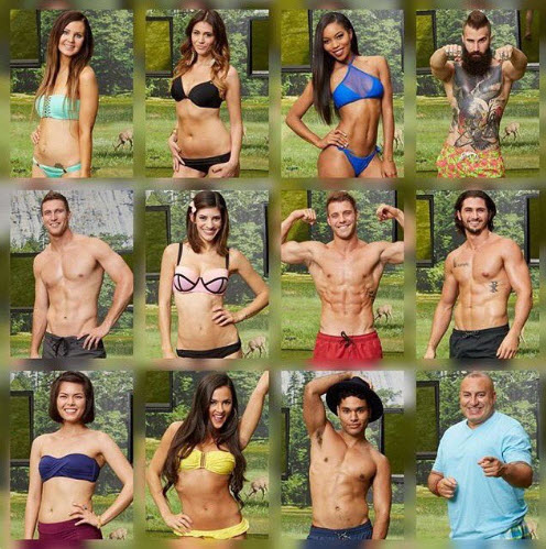 Big Brother 18 Cast Source: CBS/@RealityDorks